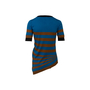 Authentic Second Hand Louis Vuitton Striped Knit Top (PSS-845-00134) - Thumbnail 1
