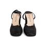 Authentic Second Hand Louis Vuitton Iridescent Slingback Pumps (PSS-064-00007) - Thumbnail 0
