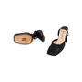 Authentic Second Hand Louis Vuitton Iridescent Slingback Pumps (PSS-064-00007) - Thumbnail 4