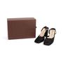 Authentic Second Hand Louis Vuitton Iridescent Slingback Pumps (PSS-064-00007) - Thumbnail 8
