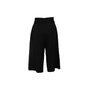 Authentic Second Hand Shanghai Tang Belted 3/4 Pants (PSS-B01-00006) - Thumbnail 1