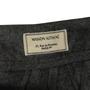 Authentic Second Hand Maison Kitsuné Cuff Pants (PSS-033-00014) - Thumbnail 3