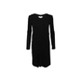Authentic Second Hand Maison Martin Margiela Long-Sleeved Overlap Drape Dress (PSS-033-00018) - Thumbnail 0