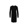 Authentic Second Hand Maison Martin Margiela Long-Sleeved Overlap Drape Dress (PSS-033-00018) - Thumbnail 1