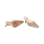 Authentic Second Hand Jimmy Choo Satin Slip On Pumps (PSS-A26-00093) - Thumbnail 5