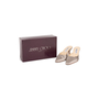 Authentic Second Hand Jimmy Choo Satin Slip On Pumps (PSS-A26-00093) - Thumbnail 7