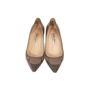 Authentic Second Hand Jimmy Choo Suede and Patent Pumps (PSS-A26-00096) - Thumbnail 0