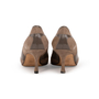 Authentic Second Hand Jimmy Choo Suede and Patent Pumps (PSS-A26-00096) - Thumbnail 3