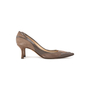 Authentic Second Hand Jimmy Choo Suede and Patent Pumps (PSS-A26-00096) - Thumbnail 1