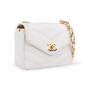 Authentic Second Hand Chanel Chevron Quilt Envelope Flap Bag (TFC-852-00028) - Thumbnail 1