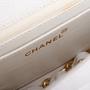 Authentic Second Hand Chanel Chevron Quilt Envelope Flap Bag (TFC-852-00028) - Thumbnail 4