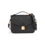 Authentic Second Hand Louis Vuitton Noir Pochette Métis (PSS-B11-00005) - Thumbnail 0