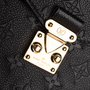 Authentic Second Hand Louis Vuitton Noir Pochette Métis (PSS-B11-00005) - Thumbnail 7