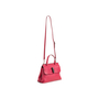 Authentic Second Hand Gucci Bamboo Petunia Top Handle  (PSS-B11-00007) - Thumbnail 4