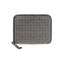 Authentic Second Hand Christian Louboutin Cris Spikes IPad Case (PSS-393-00158) - Thumbnail 0