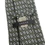 Authentic Second Hand Gucci Logo Silk Tie (PSS-393-00167) - Thumbnail 2