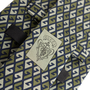 Authentic Second Hand Gucci Logo Silk Tie (PSS-393-00167) - Thumbnail 3