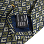 Authentic Second Hand Gucci Logo Silk Tie (PSS-393-00167) - Thumbnail 4