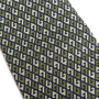 Authentic Second Hand Gucci Logo Silk Tie (PSS-393-00167) - Thumbnail 6