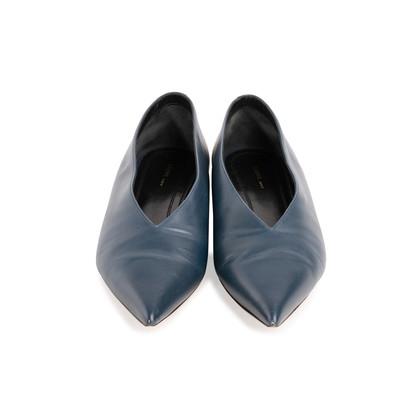Authentic Second Hand Céline Babouche Flats (PSS-637-00140)