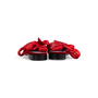 Authentic Second Hand MR by Man Repeller The Morning After Velvet Flats (PSS-637-00144) - Thumbnail 2