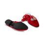 Authentic Second Hand MR by Man Repeller The Morning After Velvet Flats (PSS-637-00144) - Thumbnail 5