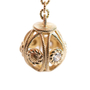 Authentic Second Hand Judith Ripka Gold Ball Dangle Earrings (PSS-634-00016) - Thumbnail 3