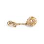 Authentic Second Hand Judith Ripka Gold Ball Dangle Earrings (PSS-634-00016) - Thumbnail 4