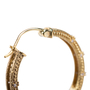 Authentic Second Hand Judith Ripka Cubic Zirconia Baby Hoops (PSS-634-00014) - Thumbnail 5