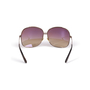 Authentic Second Hand Gucci Oversized Round Sunglasses (PSS-796-00013) - Thumbnail 4