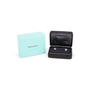 Authentic Second Hand Tiffany & Co Sugar Stacks Blue Chalcedony Earrings (PSS-A09-00042) - Thumbnail 5
