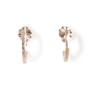 Authentic Second Hand Tiffany & Co Frank Gehry Torque Hoop Earrings (PSS-A09-00045) - Thumbnail 0
