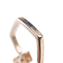 Authentic Second Hand Tiffany & Co Frank Gehry Torque Hoop Earrings (PSS-A09-00045) - Thumbnail 3