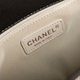 Authentic Second Hand Chanel Timeless Classic Soft Shopping Tote (PSS-A09-00035) - Thumbnail 4
