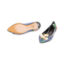 Authentic Second Hand Marc Jacobs Frog Pointed Flats (PSS-A09-00061) - Thumbnail 4