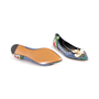 Authentic Second Hand Marc Jacobs Frog Pointed Flats (PSS-A09-00061) - Thumbnail 5