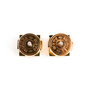 Authentic Second Hand Hermès Cage d'H Earrings (PSS-A09-00059) - Thumbnail 3
