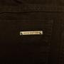 Authentic Second Hand Louis Vuitton Cotton Denim Skirt  (PSS-067-00331) - Thumbnail 2