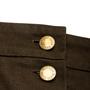 Authentic Second Hand Louis Vuitton Cotton Denim Skirt  (PSS-067-00331) - Thumbnail 3
