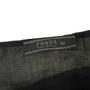 Authentic Second Hand Prada Shimmery Black Skirt (PSS-067-00337) - Thumbnail 2