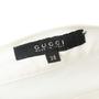 Authentic Second Hand Gucci Front Slit Denim Skirt (PSS-067-00338) - Thumbnail 2