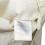 Authentic Second Hand Gucci Front Slit Denim Skirt (PSS-067-00338) - Thumbnail 3