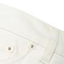 Authentic Second Hand Gucci Front Slit Denim Skirt (PSS-067-00338) - Thumbnail 4