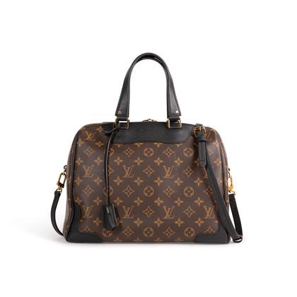 Authentic Second Hand Louis Vuitton Monogram Retiro NM Black (PSS-247-00234)