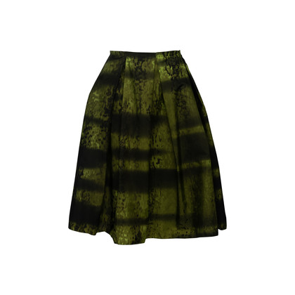 Authentic Second Hand Prada Printed Wrap Skirt  (PSS-067-00333)