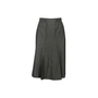 Authentic Second Hand Prada Pleated Hem Skirt (PSS-067-00334) - Thumbnail 0