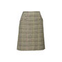 Authentic Second Hand Chanel Embellished Tweed Skirt (PSS-067-00343) - Thumbnail 0