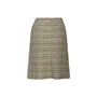 Authentic Second Hand Chanel Embellished Tweed Skirt (PSS-067-00343) - Thumbnail 1