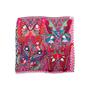 Authentic Second Hand Hermès Les Ailes De La Soie Scarf 90 (PSS-A09-00048) - Thumbnail 1