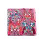 Authentic Second Hand Hermès Les Ailes De La Soie Scarf 90 (PSS-A09-00048) - Thumbnail 2